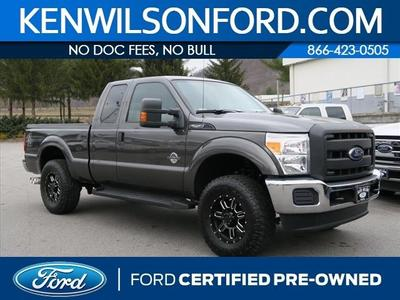 Pre Owned Ford F-250 Under $500 Down
