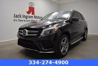 2017 Mercedes-Benz GLE 350 Base