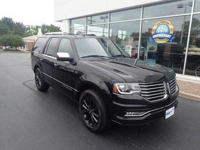 Greenville, OH - 2016 Lincoln Navigator