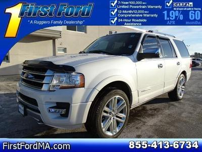 Fall River, MA - 2015 Ford Expedition