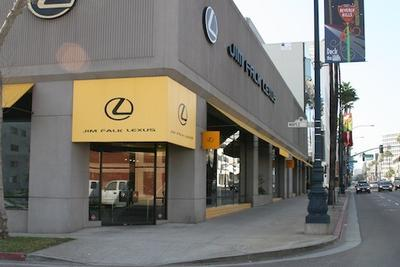 Jim Falk Lexus of Beverly Hills in Beverly Hills including address