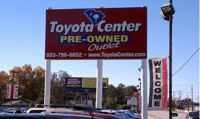 Fred Anderson Toyota of Columbia Image 1