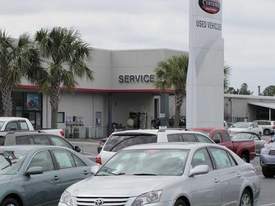 Sparks Toyota Service >> Sparks Toyota In Myrtle Beach Including Address Phone Dealer