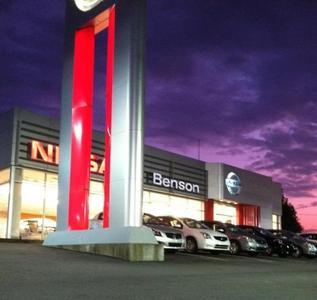 Benson Nissan Easley in Easley including address, phone, dealer ...