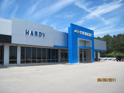 Hardy Chevrolet Buick Gmc In Dallas Including Address Phone Dealer