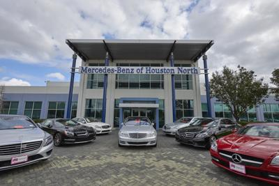 Mercedes Benz North Houston >> Mercedes Benz Of Houston North In Houston Including Address Phone