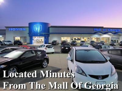 Honda mall of georgia in buford including address phone for Honda dealers in georgia