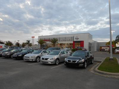 Pat Peck Nissan Of Gulfport In Gulfport Including Address Phone