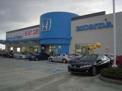 Honda Of Slidell >> Honda Of Slidell In Slidell Including Address Phone Dealer Reviews