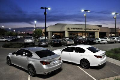 Hendrick Lexus Kansas City North New Lexus Used Cars ...