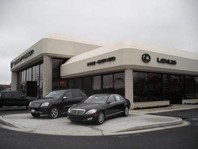 lexus of towson in towson including address, phone, dealer reviews