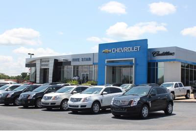 Five Star Chevrolet Cadillac Buick GMC in Warner Robins
