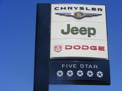 Five Star Dodge >> Five Star Dodge Chrysler Jeep Ram In Macon Including Address Phone
