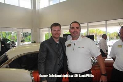 ... Dale Earnhardt Jr. Buick GMC Cadillac Image 4
