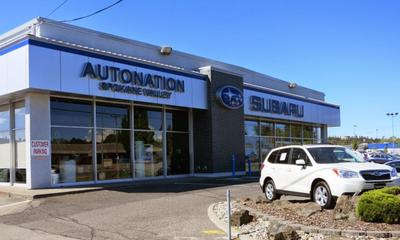 Autonation subaru spokane valley in spokane including for Department of motor vehicles spokane valley