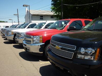 Gault Chevrolet in Endicott including address, phone, dealer reviews