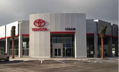 ... Coggin Toyota At The Avenues Image 3 ...