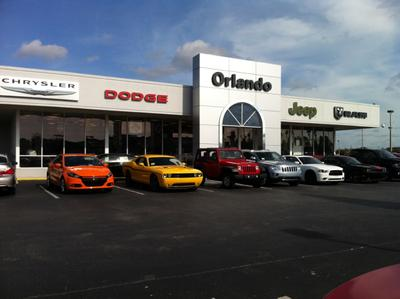 Orlando Dodge Chrysler Jeep RAM In Orlando Including Address - Orlando chrysler jeep