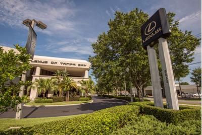 lexus of tampa bay in tampa including address, phone, dealer reviews
