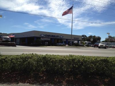 Sunset Chevy Buick Gmc In Sarasota Including Address