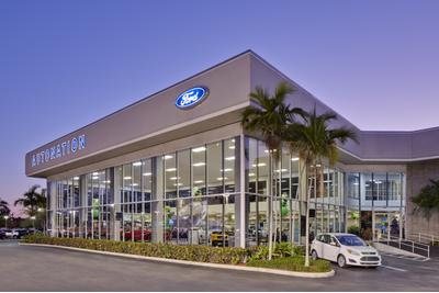 Autonation Ford Fort Lauderdale In Fort Lauderdale Including