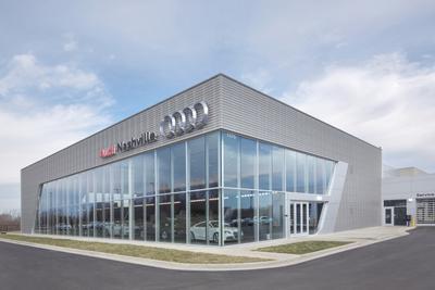 Audi Nashville in Brentwood including address, phone, dealer reviews