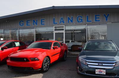 Gene Langley Ford Used Cars Humboldt