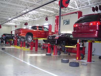 Dry Ridge Toyota Used Car Inventory
