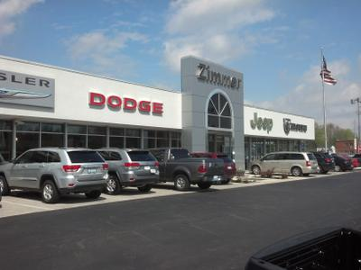 Zimmer Chrysler Dodge Jeep RAM in Florence including address, phone