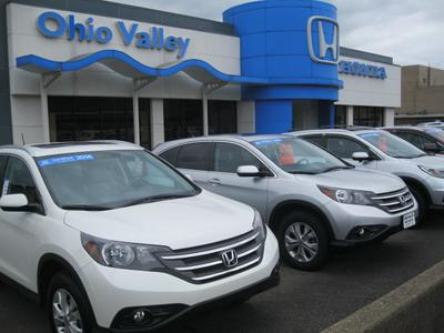 Ohio Valley Honda in Steubenville including address, phone, dealer