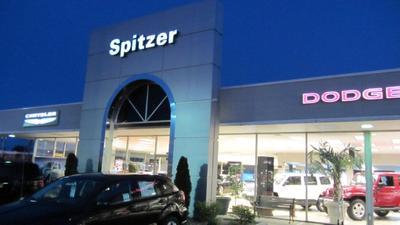 Spitzer Chrysler Dodge Jeep Ram Cleveland In Brookpark Including - Chrysler dealer cleveland