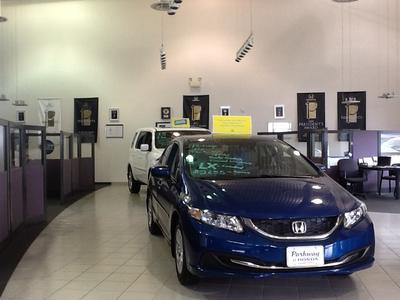 ... Parkway Honda Image 3 ...