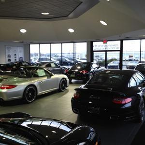 Porsche Of Kings Auto Mall In Cincinnati Including Address Phone
