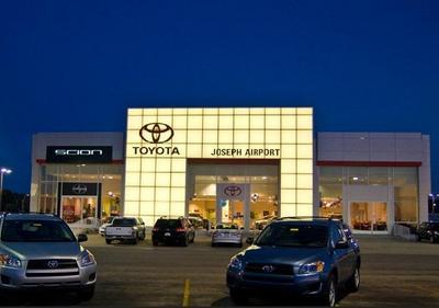 Joseph Airport Toyota Used Car Inventory