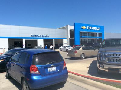 Vara Chevrolet in San Antonio including address, phone, dealer ...