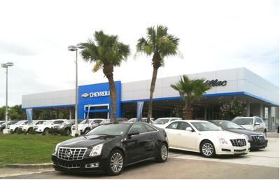 Davis Gainesville Chevrolet Cadillac Mazda in Gainesville including