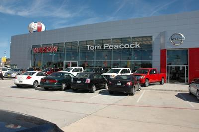 Tom Peacock Nissan In Houston Including Address Phone