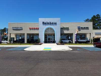 Rainbow Chrysler Dodge Jeep RAM in Mccomb including address, phone