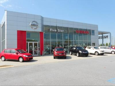 Five Star Nissan of Albany in Albany including address, phone ...