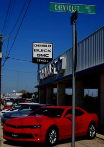 Sewell Chevrolet Buick Gmc In Andrews Including Address Phone