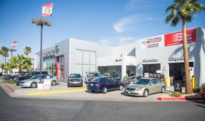 Nissan Palm Springs >> Palm Springs Nissan In Cathedral City Including Address Phone