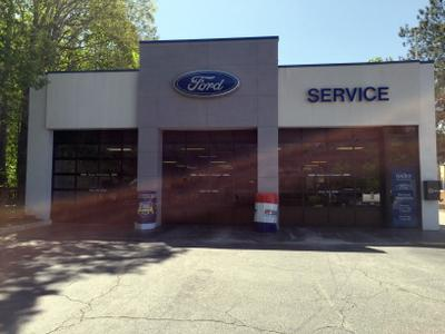 Nalley Ford Sandy Springs In Atlanta Including Address