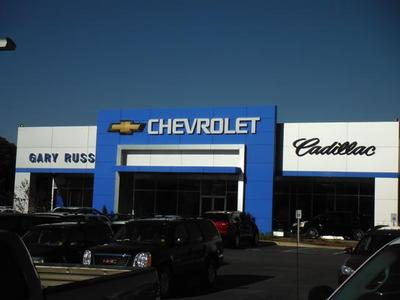 Gary Russ Chevrolet Greenwood >> Gary Russ Chevrolet Cadillac in Greenwood including address, phone, dealer reviews, directions ...