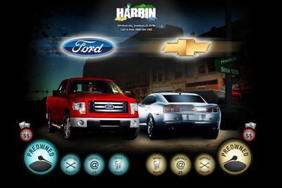 Harbin Ford Chevy In Scottsboro Including Address Phone Dealer
