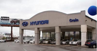 Crain Hyundai Little Rock >> Crain Hyundai Of North Little Rock In North Little Rock Including