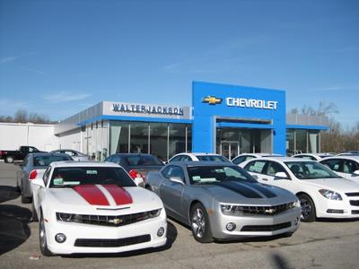 Walter Jackson Chevrolet in Ringgold including address, phone ...