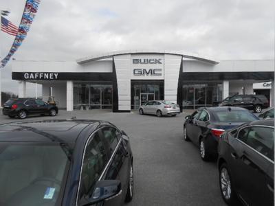 Gaffney Buick GMC in Gaffney including address, phone, dealer ...