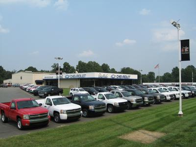 Dale Earnhardt Chevrolet in Newton including address, phone, dealer