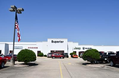 Superior Dodge Conway >> Superior Dodge Chrysler Jeep Ram Of Conway In Conway Including
