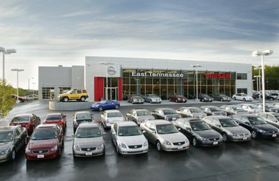 East Tennessee Nissan in Morristown including address, phone, dealer